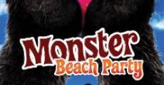Película Monster Beach Party