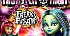Película Monster High: Freaky Fusion