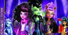 Filme completo Monster High: Ghouls Rule!