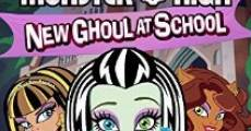 Película Monster High: New Ghoul at School