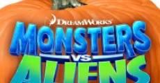 Filme completo Monstros vs. Alienígenas: Abóboras Mutantes
