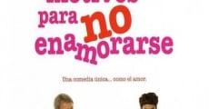 Ver película Motivos para no enamorarse