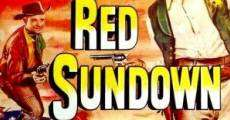 Red Sundown film complet