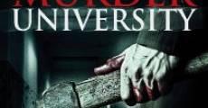 Película Murder University