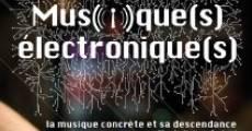 Película Musique(s) électronique(s)