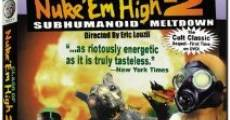Filme completo Class of Nuke 'Em High Part II: Subhumanoid Meltdown