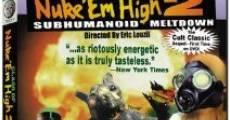 Filme completo Class of Nuke 'Em High Part II: Subhumanoid Meltdown
