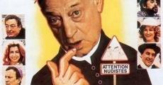 Ver película My Pastor Among the Nudists