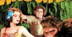 Filme completo Nabonga, O Gorila
