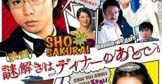 Filme completo Nazotoki wa dinâ no ato de