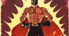 Película Neutrón el enmascarado negro