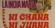Película Ni Chana, ni Juana