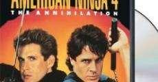 American Ninja 4 streaming