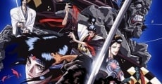 Película Ninja Scroll