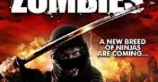 Película Ninja Zombies