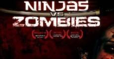Película Ninjas vs. Zombies