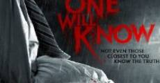 Filme completo No One Will Know