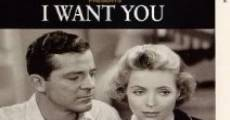 Filme completo I Want You