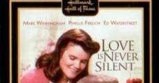 Ver película No se puede silenciar el amor