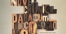 Ver película Nueve crónicas para un corazón que grita