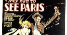 Filme completo Eles Tinham que Ver Paris