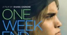 Filme completo One Weekend