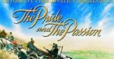 The Pride and the Passion film complet