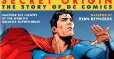 Ver película Origen secreto: la historia de DC Comics