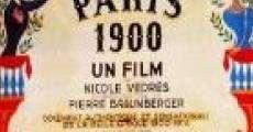 Película Paris 1900