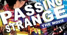 Ver película Passing Strange. El nuevo musical