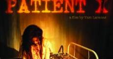 Patient X streaming