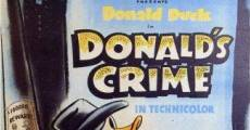 Ver película Pato Donald: El crimen de Donald