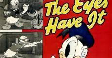 Ver película Pato Donald: El secreto está en los ojos