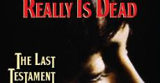 Película Paul McCartney Really Is Dead: The Last Testament of George Harrison