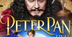 Película Peter Pan Live!