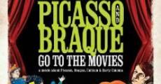 Película Picasso and Braque Go to the Movies