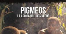 Película Pigmeos, la agonía del Dios Verde