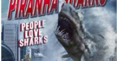 Piranha Sharks (2014) stream