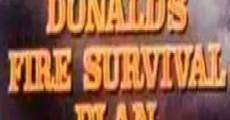 Filme completo Donald's Fire Survival Plan