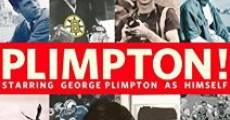Película Plimpton! Starring George Plimpton as Himself