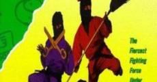 Filme completo Pocket Ninjas
