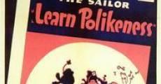 Ver película Popeye el Marino: Aprende a ser educado