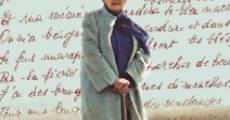 Película Portrait de ma mère poète