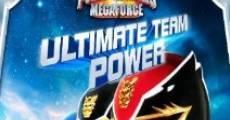 Película Power Rangers Megaforce: Ultimate Team Power