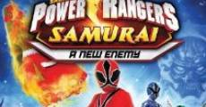 Película Power Rangers Samurai: A New Enemy (vol. 2)