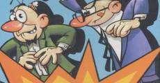 Película Primer Festival de Mortadelo y Filemón, agencia de información