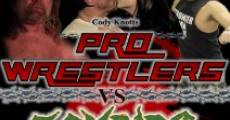 Película Pro Wrestlers vs Zombies