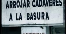 Película Prohibido arrojar cadáveres a la basura