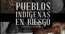 Película Pueblos indígenas en riesgo