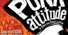 Película Punk: Attitude